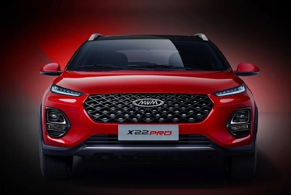 X22 جدید با چه تغییراتی وارد بازار خودروی ایران می شود؟