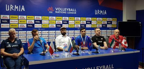 سرمربی تیم ملی والیبال لهستان:  لیگ ملتها اولویت چهارم لهستان است