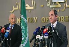 انتقاد تند الجزایر از اتحادیه عرب