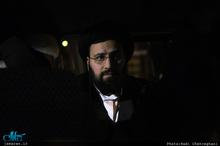 ببینید/ وداع سید علی خمینی با سردار سلیمانی در نجف