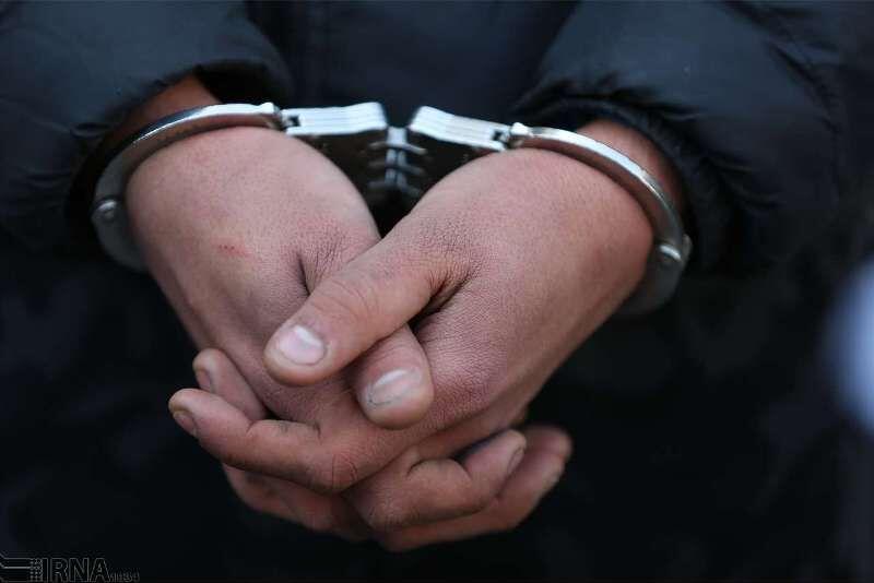 عامل شرارتهای سریالی در زاهدان دستگیر شد
