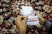 حجت الاسلام امیرقلی جعفری پیشتاز حوزه انتخابیه بروجن