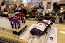 31 هزار البرزی  خون اهدا کردند