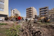 سازمان پارک های تبریز درباره تخریب فضای سبز اطلاعیه داد