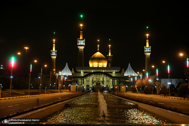 برگزاری مراسم شبهای احیا در حرم امام خمینی (س) بدون حضور جمعیت
