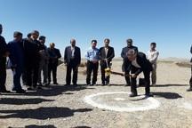 ساخت کمپ عشایری گردشگری در خوسف آغاز شد