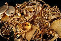 93 گرم طلای قاچاق در کردستان قیچی شد
