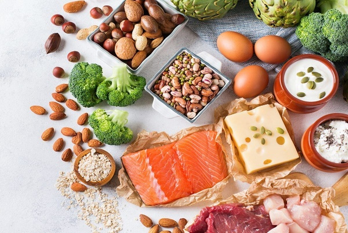 بدن انسان روزانه به چه مقدار پروتئین نیاز دارد؟