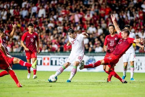 گام محکم شاگردان ویلموتس در انتخابی جام جهانی با شکست هنگ کنگ