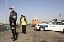 محدودیتهای ترافیکی در جادههای خراسان رضوی آغاز شد