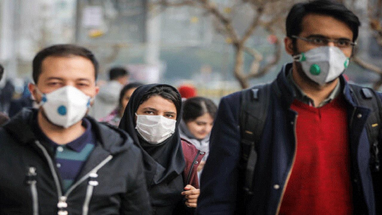 66 درصد از مردم قم ماسک می زنند