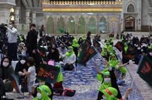 همایش سه ساله های حسینی در حرم مطهر امام خمینی (س)
