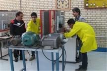 دانشجویان دانشگاه صنعتی ارومیه آموزش مهارتی فرا می گیرند