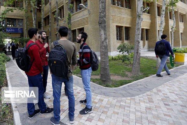 جذب دانشجو در دانشگاه بیرجند روند افزایشی دارد