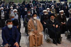 مراسم چهارمین سالگرد رحلت آیت الله هاشمی رفسنجانی(ره) در حرم مطهر امام-3