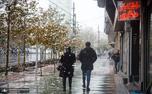 هوای کدام استان ها در این هفته بارانی می شود؟