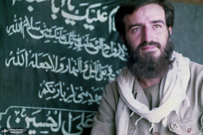 شهید محسن دین شعاری به روایت تصویر