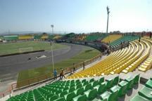 6 مجموعه ورزشی دراستان بوشهر در دست ساخت است