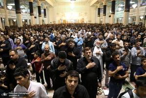 احیای شب نوزدهم ماه مبارک رمضان در حرم کریمه اهل بیت(ع)