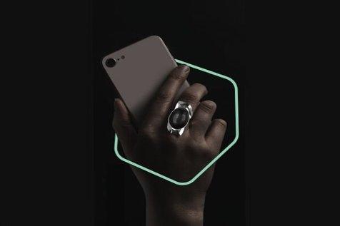 این انگشتر اثر انگشت مصنوعی تولید می کند