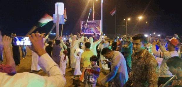 ادامه اعتراضات در عراق با تعطیلی مدارس و ادارات