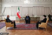 جزییات نشست سران قوا از زبان رییس جمهور/ روحانی: مسائلی را که در جلسه امروز طرح کردیم در جلسات بعدی به ثمر می رسانیم