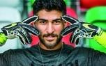 امیر عابدزاده در تیم منتخب لیگ پرتغال