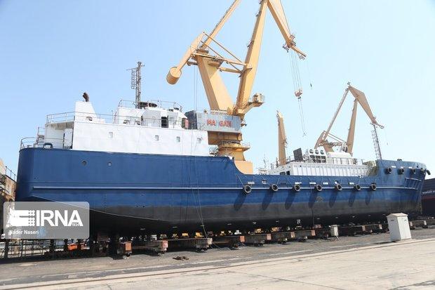 ساخت ۲۰۰ کشتی باری در کشور هدفگذاری شد