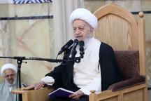 آیت الله مکارم اعدام 37 فعال مذهبی در عربستان را محکوم کرد