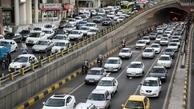 ترافیک صبحگاهی بزرگراههای پایتخت