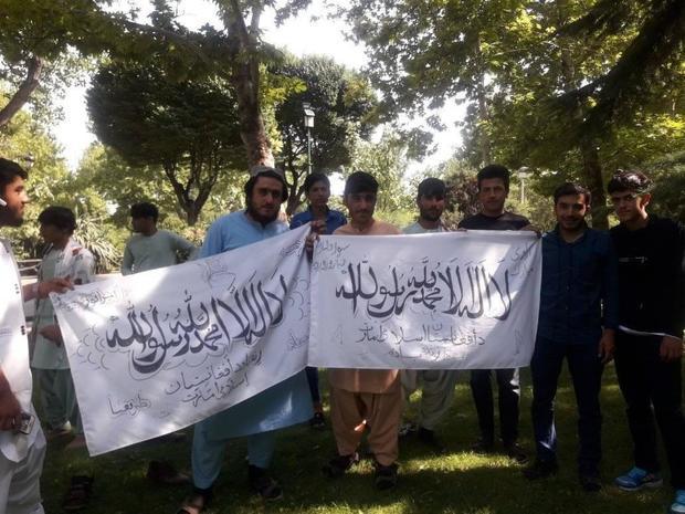 معاون سیاسی و اجتماعی استاندار تهران: تجمع حامیان طالبان در تهران مجوز نداشته است/ برخورد قاطع و قانونی صورت می گیرد