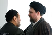 تسلیت سید حسن خمینی در پی درگذشت سرلشکر فیروزآبادی