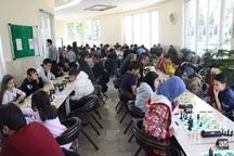 مسابقات شطرنج آزاد کشور در قزوین به پایان رسید
