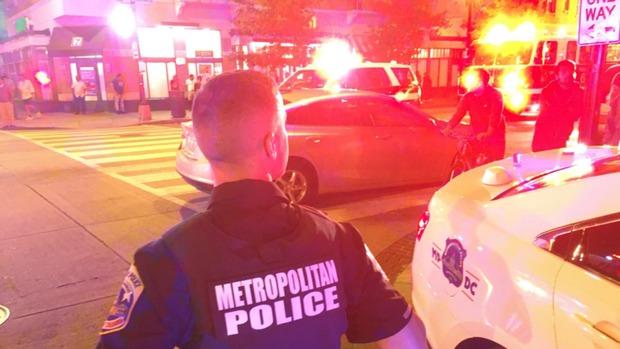 یک کشته و 5 زخمی در تیراندازی گسترده در پایتخت آمریکا