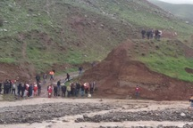 جسد مردی با هویت نامعلوم در رودخانه الزین طارم کشف شد