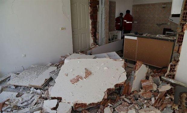 انفجار سیلندر گاز در کرج سبب مصدومیت یک نفر شد