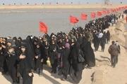 ۲ هزار دانشآموز دختر اراکی به مناطق عملیاتی دفاع مقدس اعزام شدند