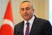 وزیر امورخارجه ترکیه: با تحریم علیه ایران مخالفیم