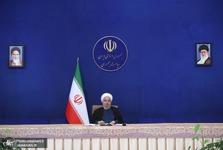 روحانی: مبارزه با فساد با شفافیت اتفاق میافتد
