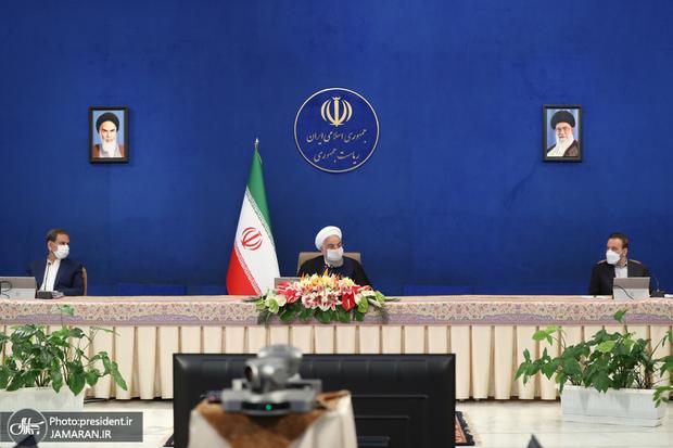 روحانی: امیدواریم ایران با تاسی به امام زمان (عج) به حکمرانی مهدوی نزدیک شود