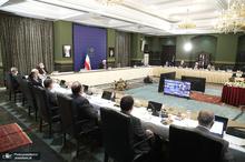 جلسه ستاد ملی مبارزه با کرونا- 31 فروردین