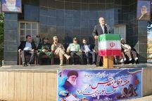 دفاع مقدس اقتدار و عظمت ایران را به دنیا نشان داد