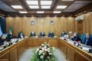 تعیین محلهای مناسب برای تجمع گروههای مختلف مردمی در هیئت دولت بررسی شد