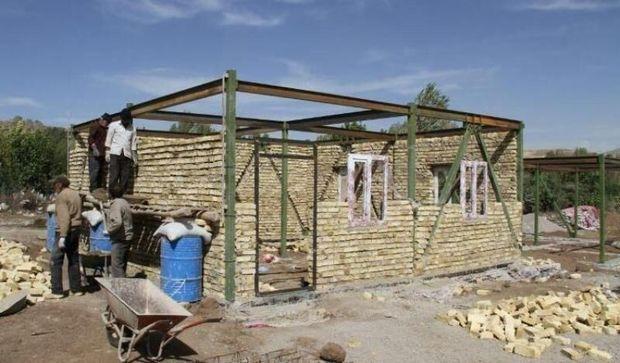 ۹۰۸ واحد مسکن محرومان سربیشه در دست ساخت است