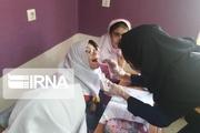 طرح وارنیش فلوراید در ۲۱ مدرسه استثنایی کردستان اجرا شد