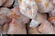 توزیع مرغ منجمد در خراسان رضوی افزایش یافت