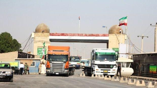 لغو محدودیت زمانی برای صادرات کالا از مرز شلمچه