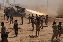 نیروهای یمن پاسخ مزدوران سعودی را دادند