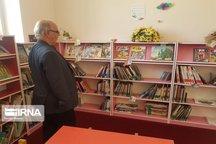 خیران در توسعه کتابخانههای عمومی مشارکت کنند