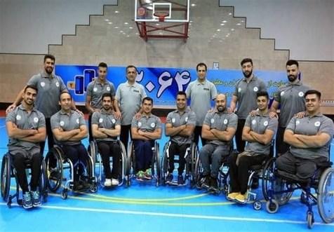 ایران قهرمان تورنمنت بسکتبال با ویلچر میتسوبیشی در ژاپن شد